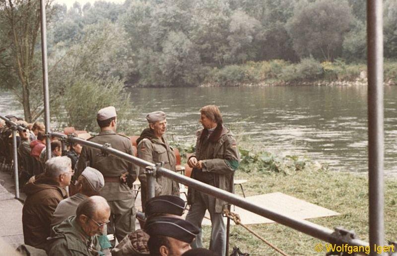 1978 - Blaue Donau Teil 4 - Galerie Igert