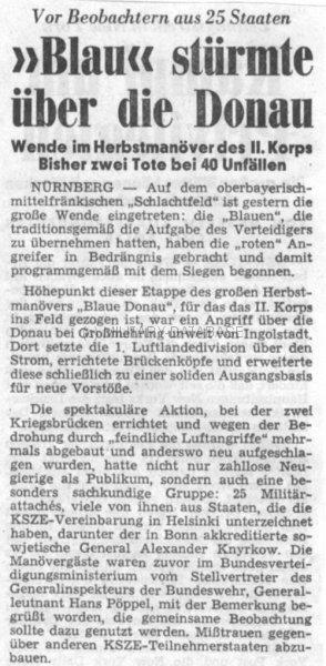 1978 - Blaue Donau Teil 5 - Galerie Igert