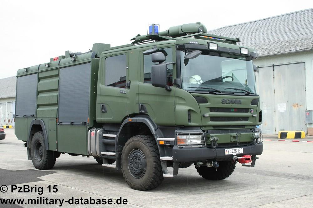 Fritzlar Bundeswehr