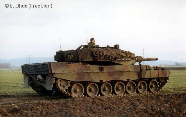 2002 Hessischer Löwe - Gal. Free Lion