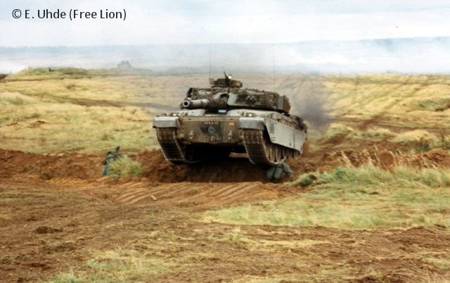 1996 Ulan Eagle Teil 2 - Galerie Free Lion