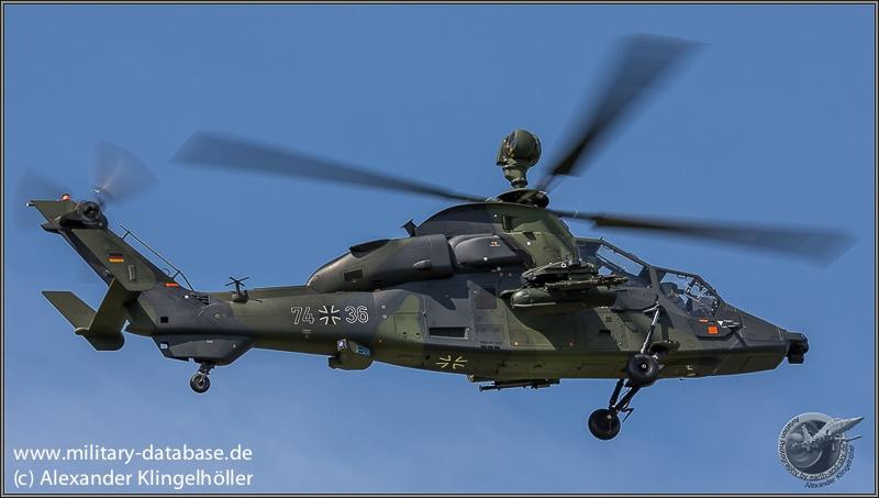 2015 Tag der Bundeswehr aus Manching und Laupheim