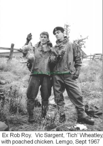 1967 ROB ROY