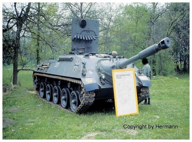 1982 - TdoT Pioniere Ingolstadt 07-kanonenjagdpanzer