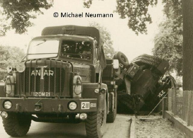 1968 Bergung eines Centurion