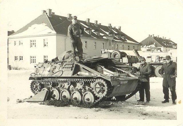 1966 Vodka - PzBrig 3 Schießen in Bergen-Hohne - 1-de