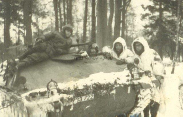 1966 Vodka - PzBrig 3 Schießen in Bergen-Hohne - 6-de