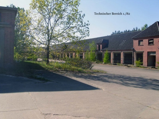 Schlieffen Kaserne Lüneburg
