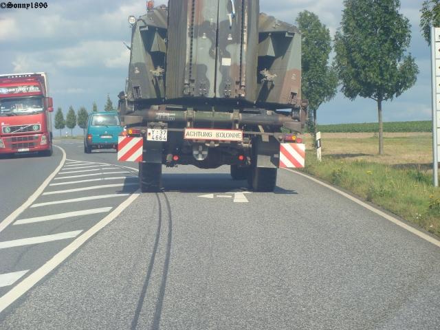 2008/2009 Technischer Halt in Peine