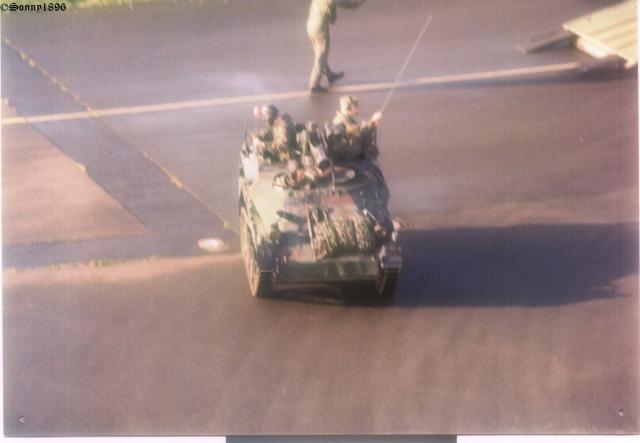 1998 Lehrvorführung an der Heeresfliegerwaffenschule (HFlgWaS) Bückeburg